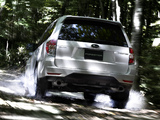 Pictures of Subaru Forester JP-spec (SH) 2010–12