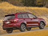 Pictures of Subaru Forester 2.0XT US-spec 2012