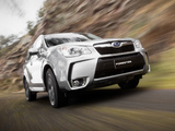 Pictures of Subaru Forester 2.0XT AU-spec 2012