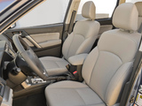 Pictures of Subaru Forester 2.5i US-spec 2012