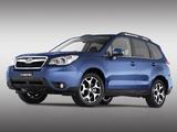 Pictures of Subaru Forester 2.0D-S AU-spec 2012