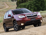 Pictures of Subaru Forester 2.5i-S AU-spec 2012