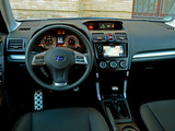 Pictures of Subaru Forester 2.0X 2012