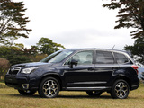 Pictures of Subaru Forester 2.0XT JP-spec 2012