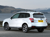 Pictures of Subaru Forester 2.0XT UK-spec 2013