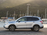 Pictures of Subaru Forester 2.0XT ZA-spec 2013