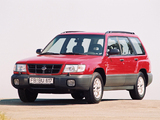 Subaru Forester 1997–2000 images