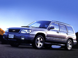 Subaru Forester Turbo JP-spec 1997–2000 photos