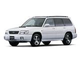 Subaru Forester Turbo JP-spec 1997–2000 wallpapers