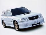Subaru Forester STi II 2000–02 images