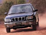 Subaru Forester 2.0GX 2000–02 images