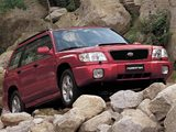 Subaru Forester S-Turbo (SF) 2000–02 images