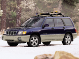 Subaru Forester 2.0GX US-spec (SF) 2000–02 images
