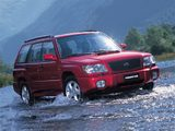 Subaru Forester S-Turbo (SF) 2000–02 pictures