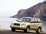Subaru Forester XT 2003–05 images