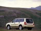 Subaru Forester XT 2003–05 photos