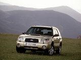Subaru Forester XT 2003–05 wallpapers