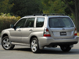 Subaru Forester Sports US-spec (SG) 2005–08 images
