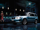 Subaru Forester Cross Sports (SG) 2005 images