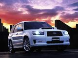 Subaru Forester STi 2005–08 images