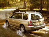 Subaru Forester 2.5XT US-spec (SG) 2005–08 images