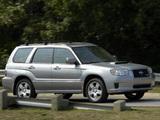 Subaru Forester Sports US-spec (SG) 2005–08 photos