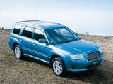 Subaru Forester Cross Sports (SG) 2005 photos