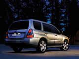 Subaru Forester 2.5XT (SG) 2005–08 pictures