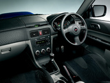 Subaru Forester STi 2005–08 pictures