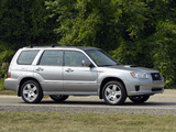 Subaru Forester Sports US-spec (SG) 2005–08 wallpapers