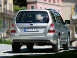 Subaru Forester 2.0X 2005–08 wallpapers