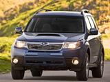 Subaru Forester US-spec 2008–10 images