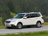 Subaru Forester 2.0D 2008–11 images