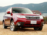 Subaru Forester JP-spec (SH) 2008–10 images