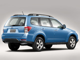 Subaru Forester 2008–11 images