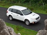 Subaru Forester 2.0D UK-spec (SH) 2008–11 images