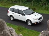 Subaru Forester 2.0D 2008–11 photos