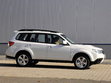 Subaru Forester 2.0D 2008–11 pictures