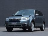 Subaru Forester JP-spec (SH) 2008–10 pictures