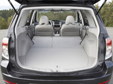 Subaru Forester US-spec 2008–10 pictures