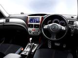 Subaru Forester JP-spec (SH) 2008–10 wallpapers