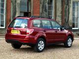 Subaru Forester UK-spec (SH) 2008–11 wallpapers