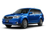 Subaru Forester tS STi (SH) 2010 images