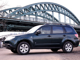 Subaru Forester 30 Jahre (SH) 2010 images
