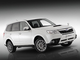 Subaru Forester S-Edition 2010 images