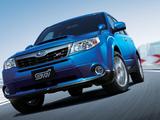 Subaru Forester tS STi (SH) 2010 photos