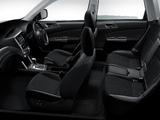 Subaru Forester JP-spec (SH) 2010–12 photos