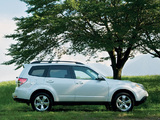 Subaru Forester US-spec (SH) 2010–12 photos