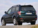 Subaru Forester 30 Jahre (SH) 2010 pictures