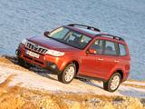 Subaru Forester (SH) 2011 photos